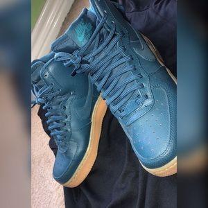 Nike Shoes | Nike Air Force Hightop